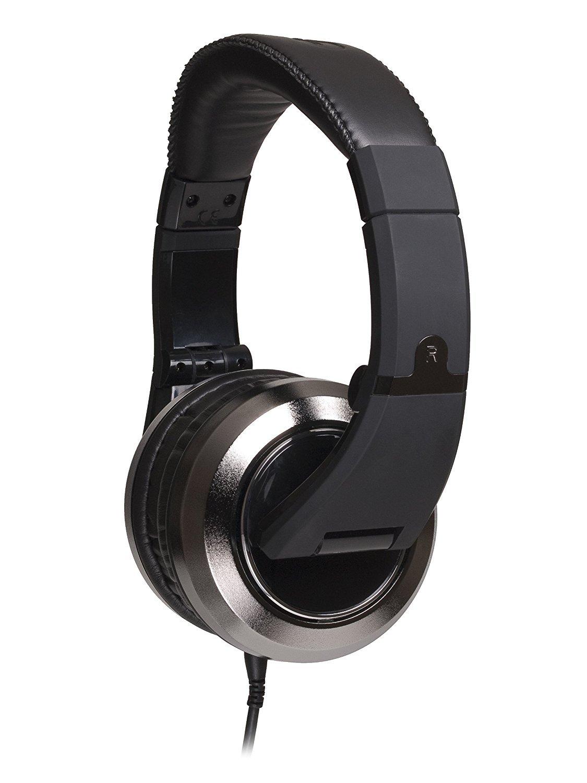 CAD Sessions MH510 Professional Studio Headphones - Black/Chrome