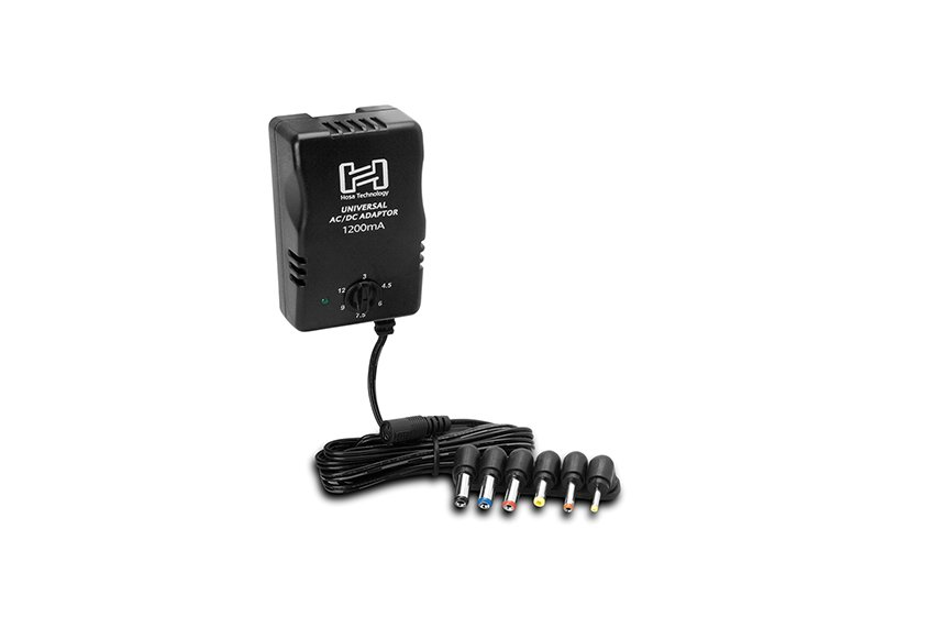 Hosa ACD-477 Universal Power Adapter 12VDC / 1.2A