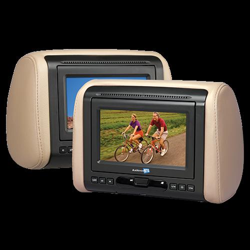 Audiovox AVXMTGHR1MA 7 Headrest Monitor