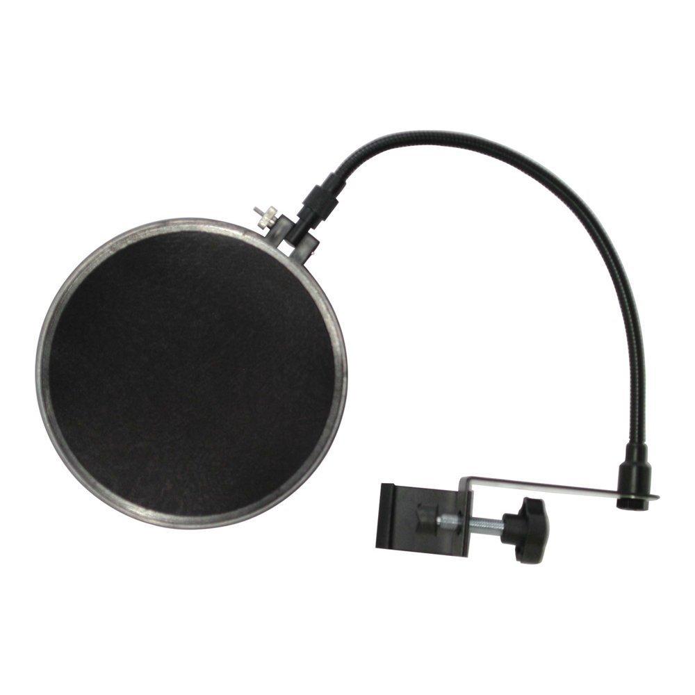 Audio 2000's AWS406 Dual Screen Microphone Pop Filter