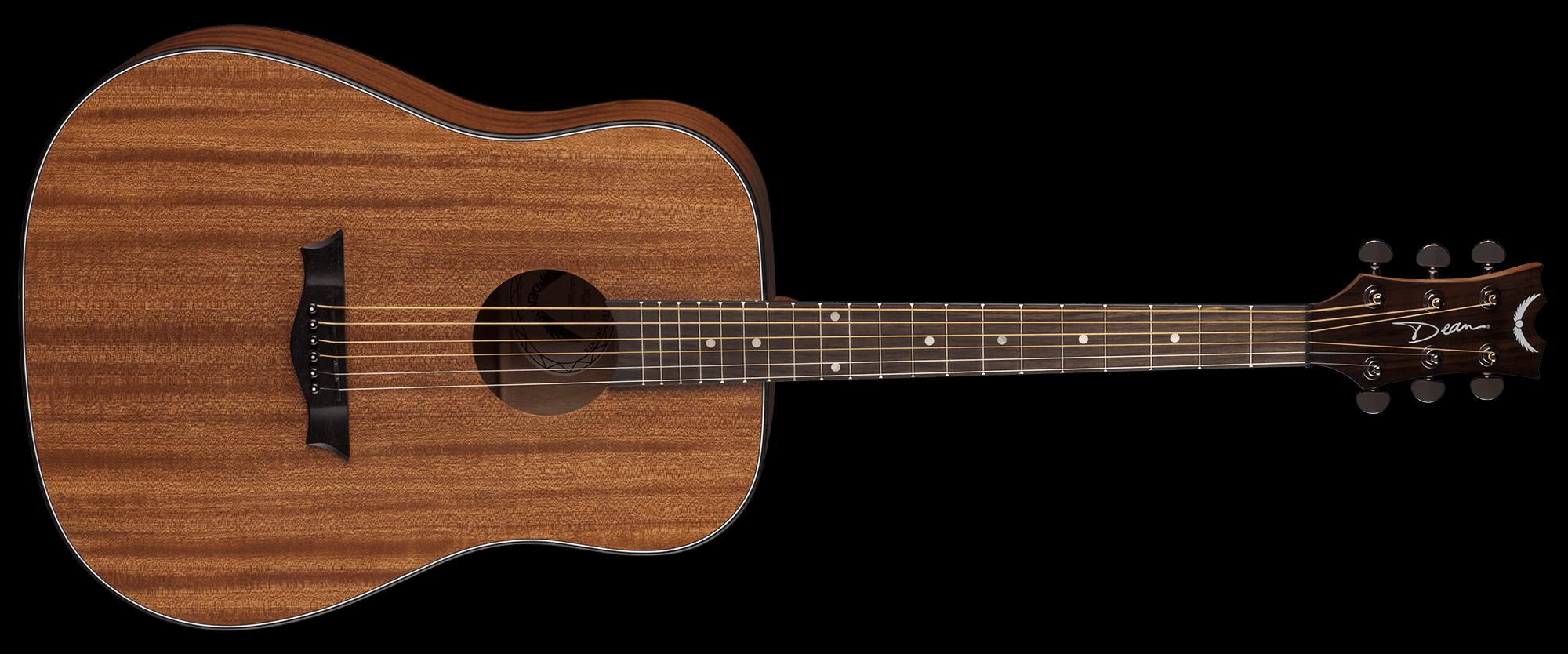 Dean AXS Dreadnought Mahogany Acoustic Guitar