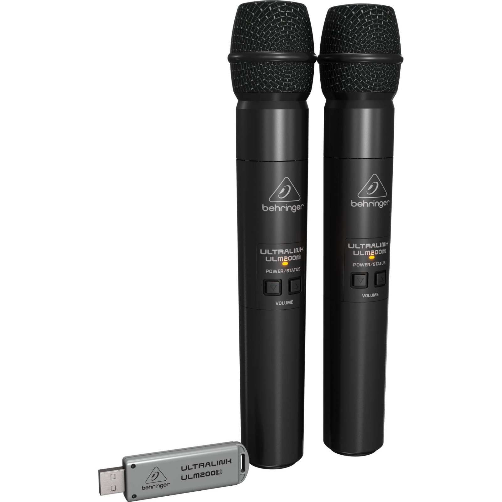 Behringer ULTRALINK ULM202USB Wireless Microphone System