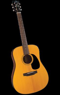Blueridge BR-40-LE Limited Edition Dreadnaught Guitar W/ Fishman Pickup
