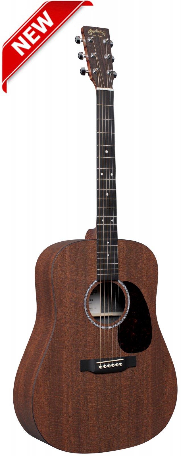 Martin D-X1E Mahogany Acoustic/Electric Guitar