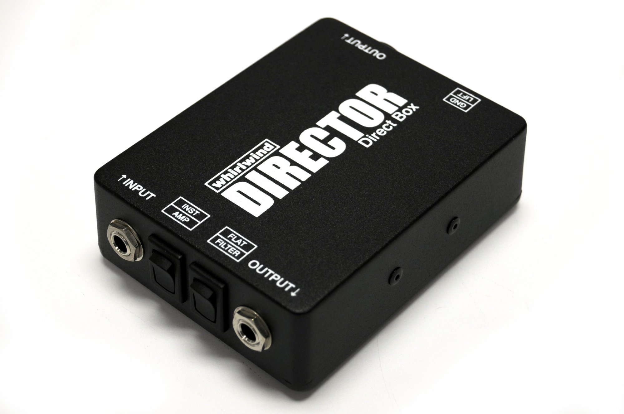 Whirlwind Director 1-channel Passive Direct Box