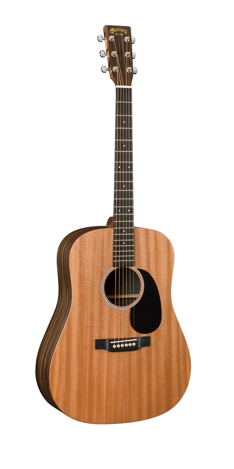 Martin DX2AE Macassar Acoustic Electric Guitar