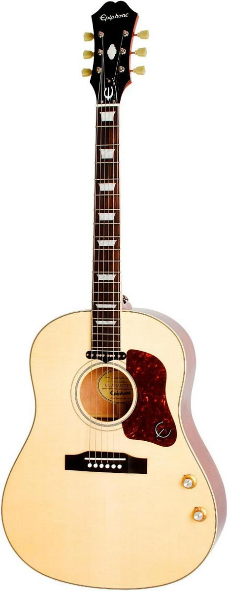 Epiphone EJ-160E Limited Edition Acoustic/Electric - Natural