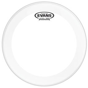 Evans EQ4 Coated Batter Bass Drumhead