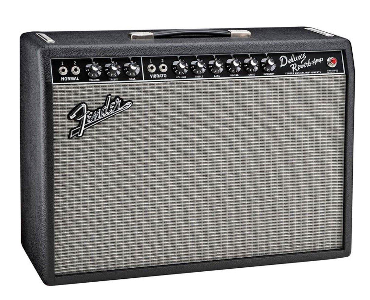 Fender '65 Deluxe Reverb 22W 1x12 Tube Combo Amp