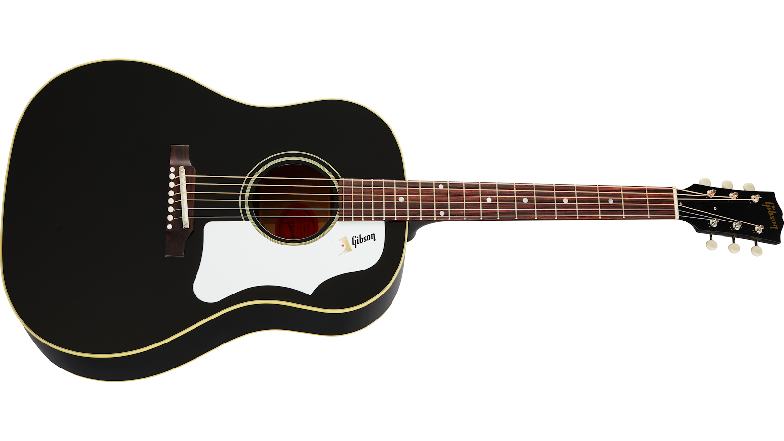 Gibson Acoustic 60's J-45 Original - Ebony
