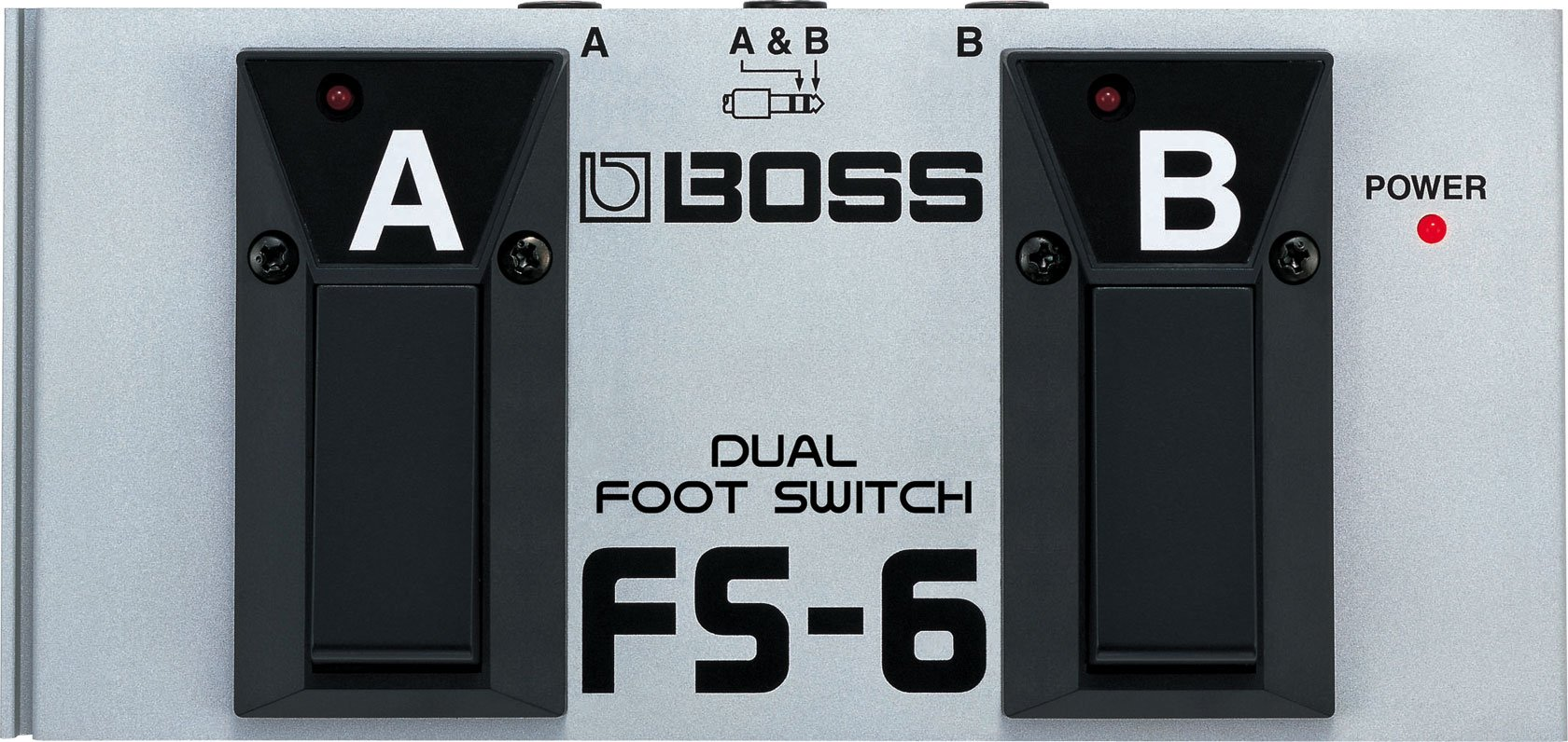 Boss FS-6 Dual Momentary/Latching Footswitch