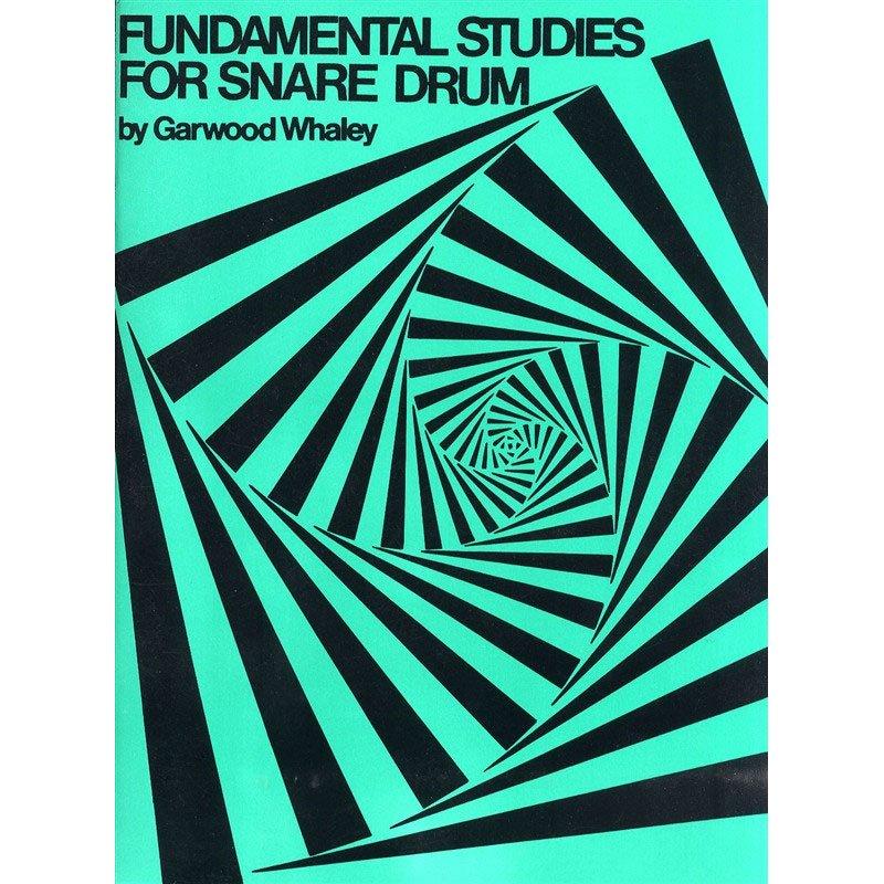 Fundamental Studies For Snare Drum Book