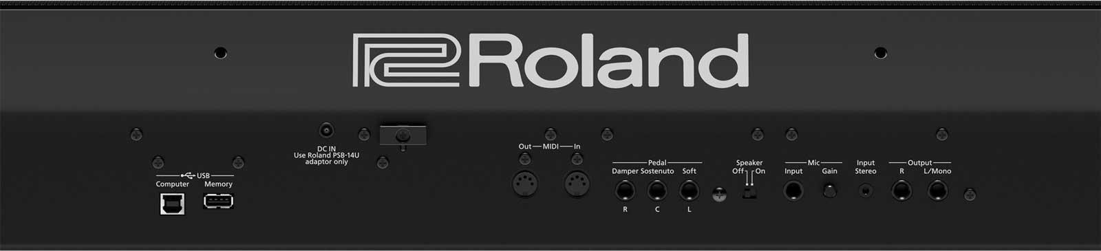 Roland FP-90 88-Key Digital Piano - 761294509098