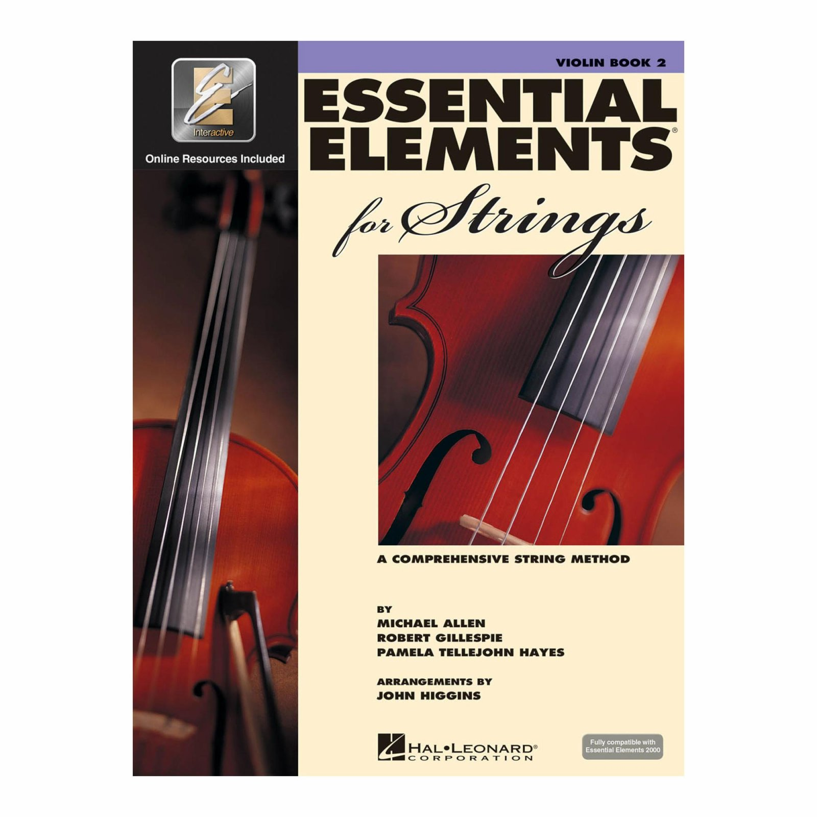 Essential Elements for Strings - Book 2