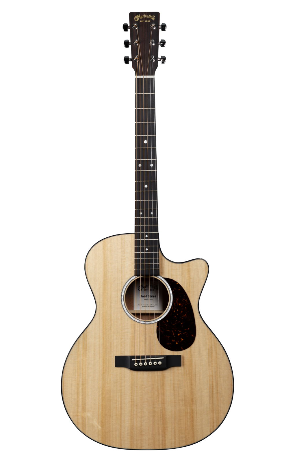 Martin GPC-11E Road Series Acoustic Electric Guitar