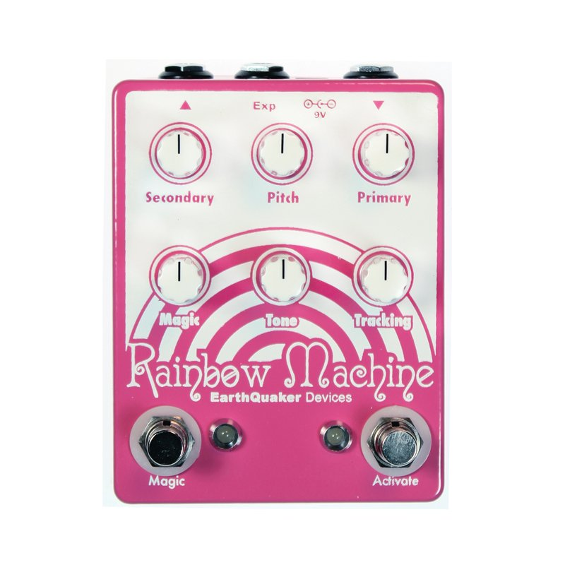 EarthQuaker Devices Rainbow Machine Pitch Shifter Pedal