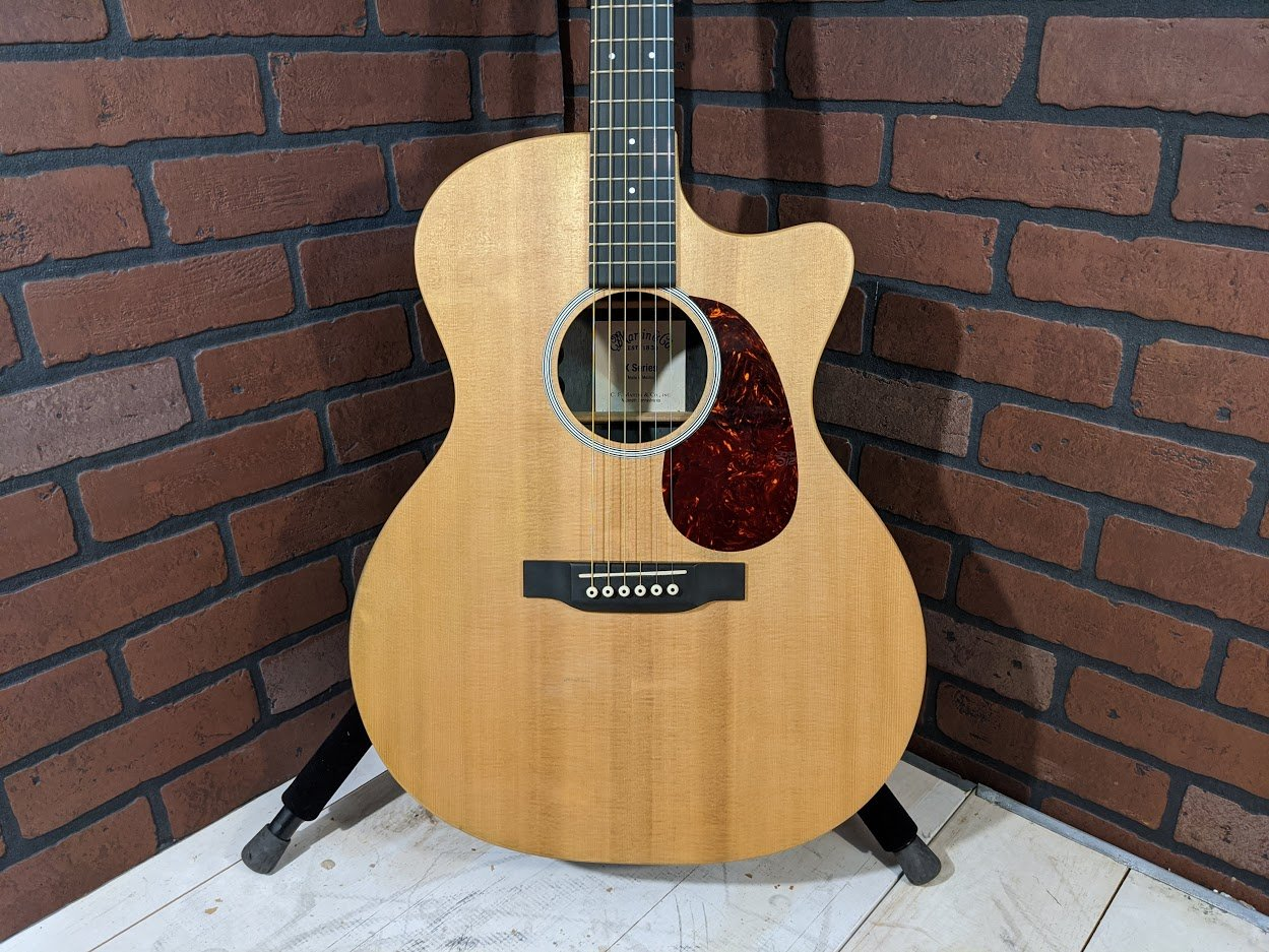 Martin GPCX1RAE Acoustic Electric Guitar - USED