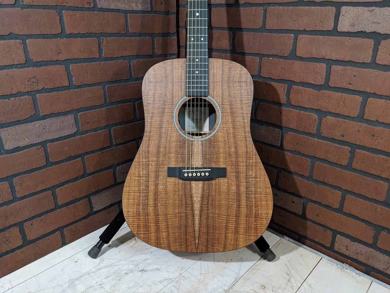 Martin D-X1E Koa Acoustic/Electric Guitar