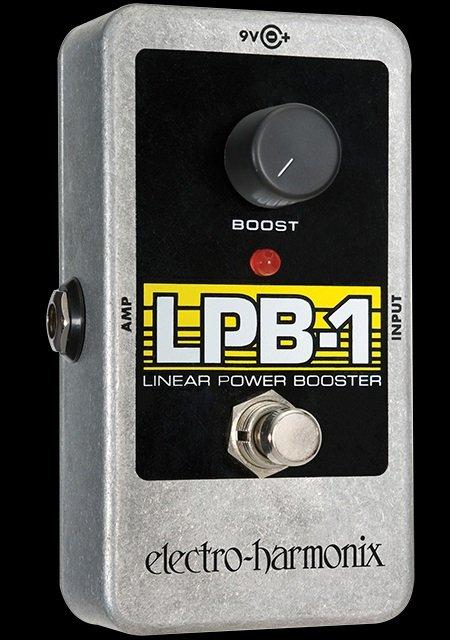 Electro-Harmonix LPB-1 Nano Linear Power Booster Pedal
