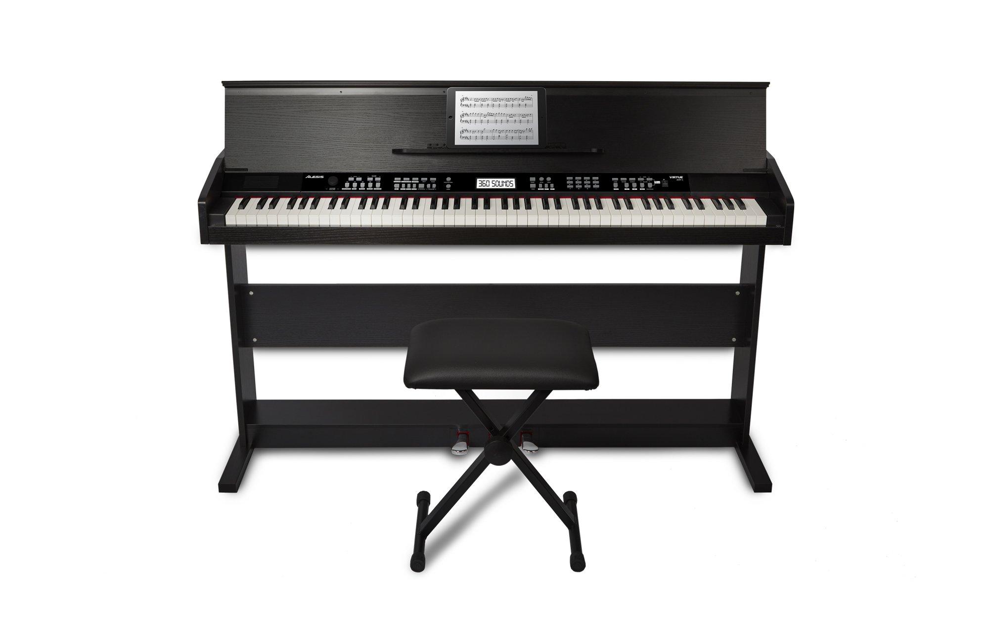 Alesis Virtue 88-Key Digital Piano