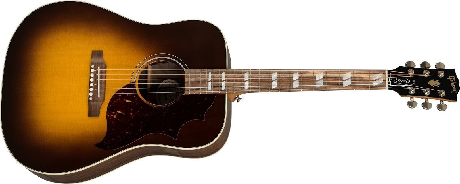 Gibson Acoustic Hummingbird Studio - Walnut Burst