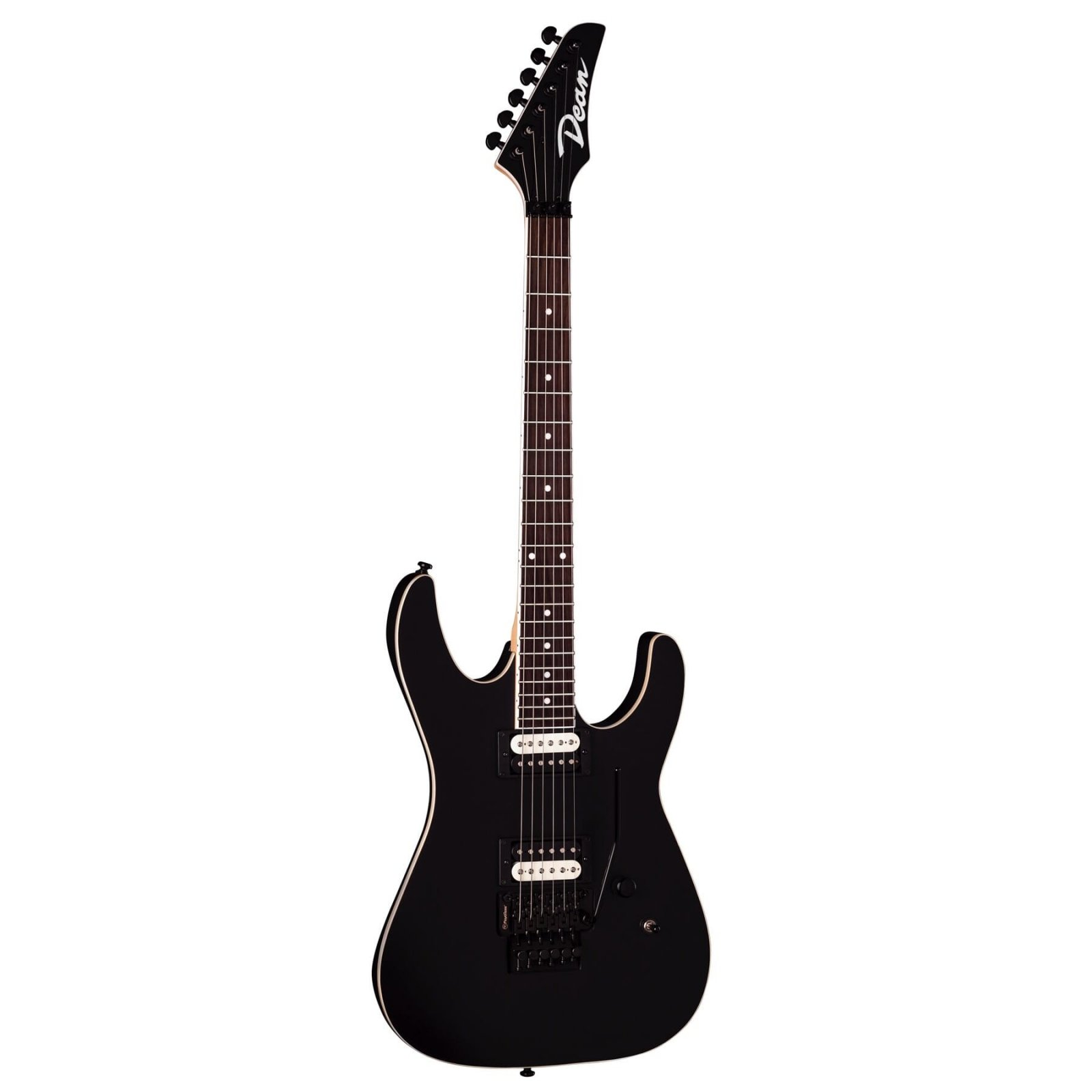 Dean MDX Electric Guitar - Floyd - Black Satin