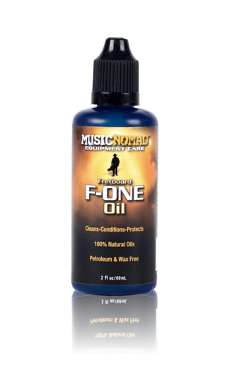 Music Nomad Fretboard F-ONE Oil - Cleaner & Conditioner