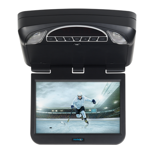 Audiovox MTG10UHD10.1 Digital High Def Overhead Monitor System with DVD and HD Inputs