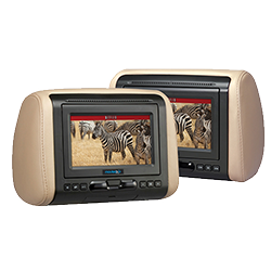 Audiovox MTGHRD1 7 Headrest Monitor with DVD Player