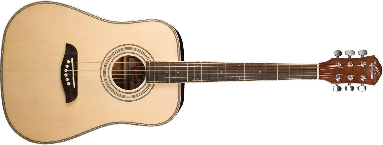 Oscar Schmidt OG1-A 3/4-Size Acoustic Guitar - Natural