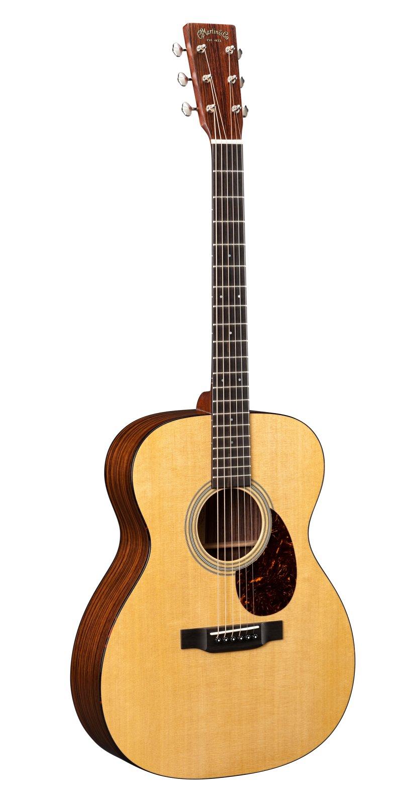Martin OM-21Acoustic Guitar - Natural