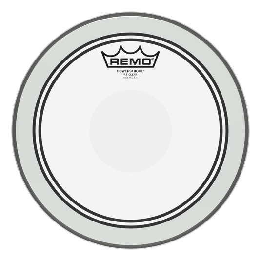 Remo Powerstroke 3 Clear Bass Drum Batter Head