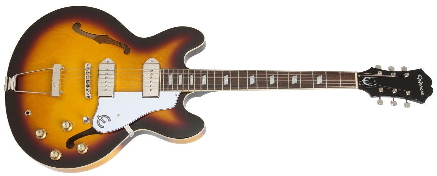 Epiphone Casino Archtop Electric Guitar - Vintage Sunburst