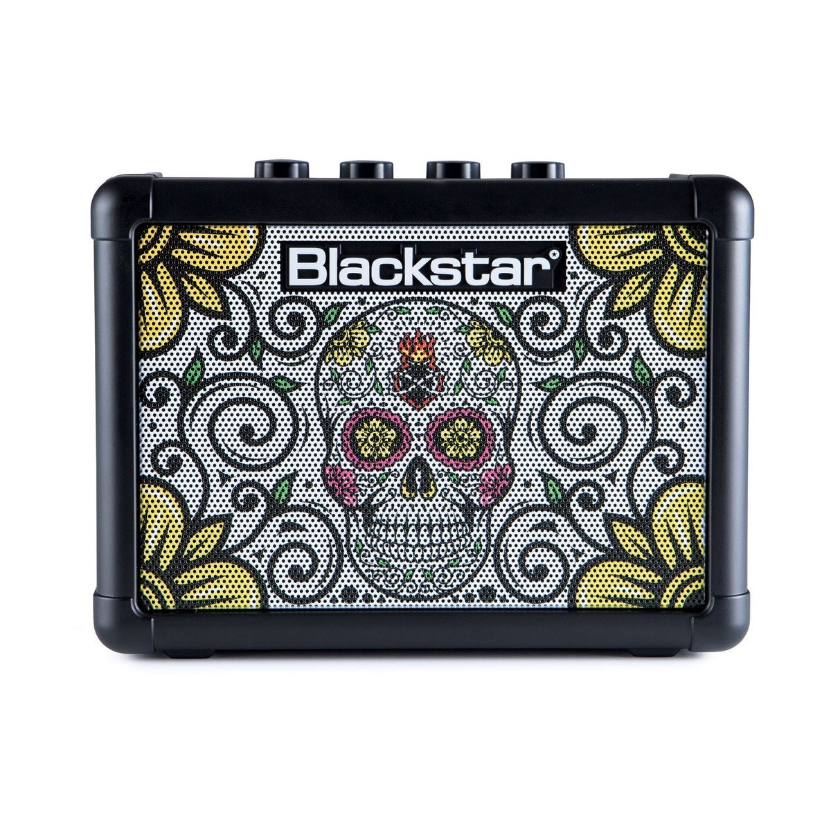 Blackstar Fly 3 Mini Guitar Amp - Sugar Skulls
