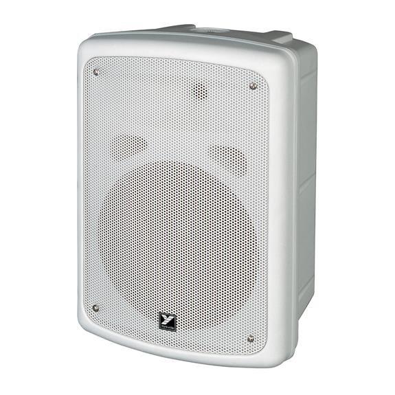 Yorkville C130W/70 100-watt 6 1/2-inch Loudspeaker with 70V Transformer - White