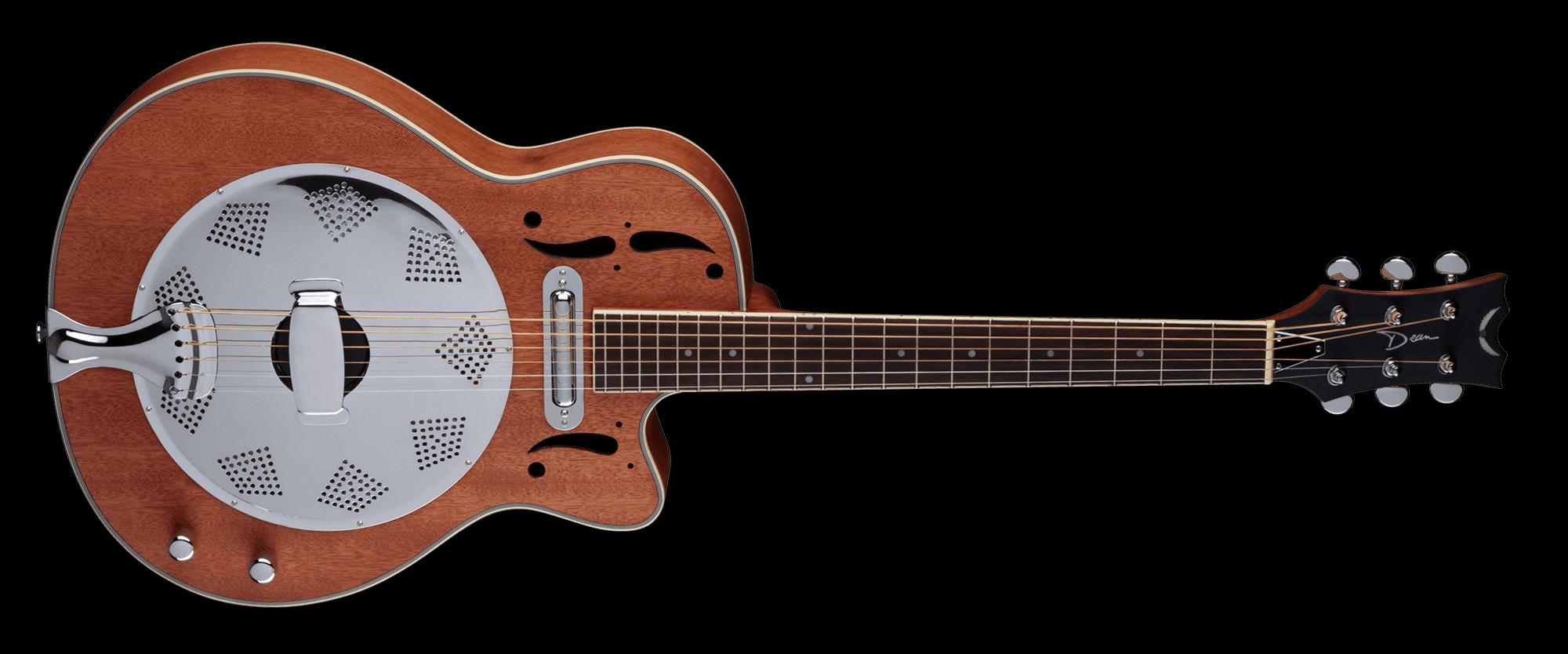Dean RCE NM Acoustic-Electric Resonator Guitar - Open Box
