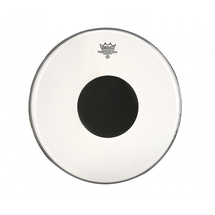 Remo Controlled Sound Clear Bass Drum Batter Head w/ Black Dot
