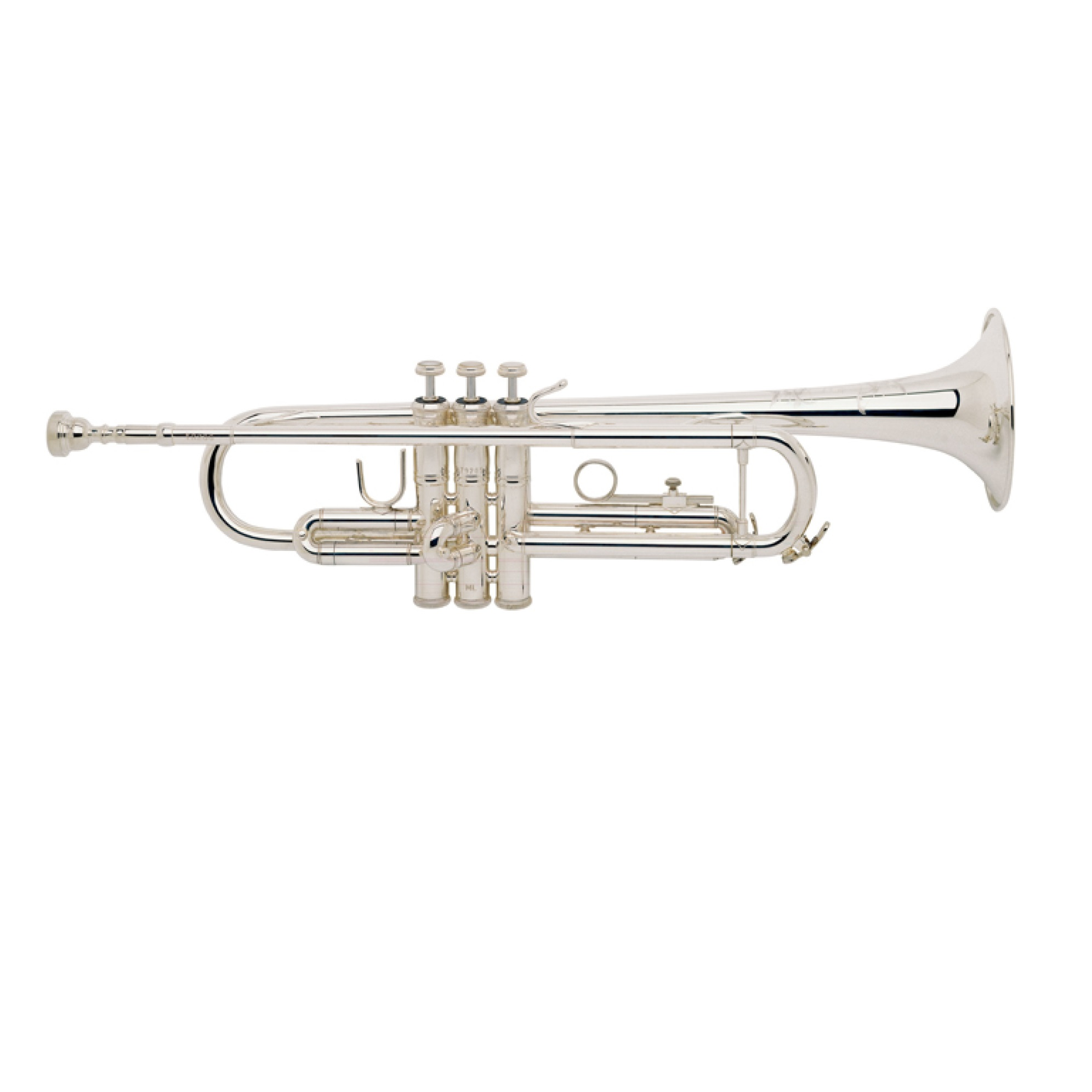 Bach TR200S Intermediate Model Bb Trumpet - Silver Plated