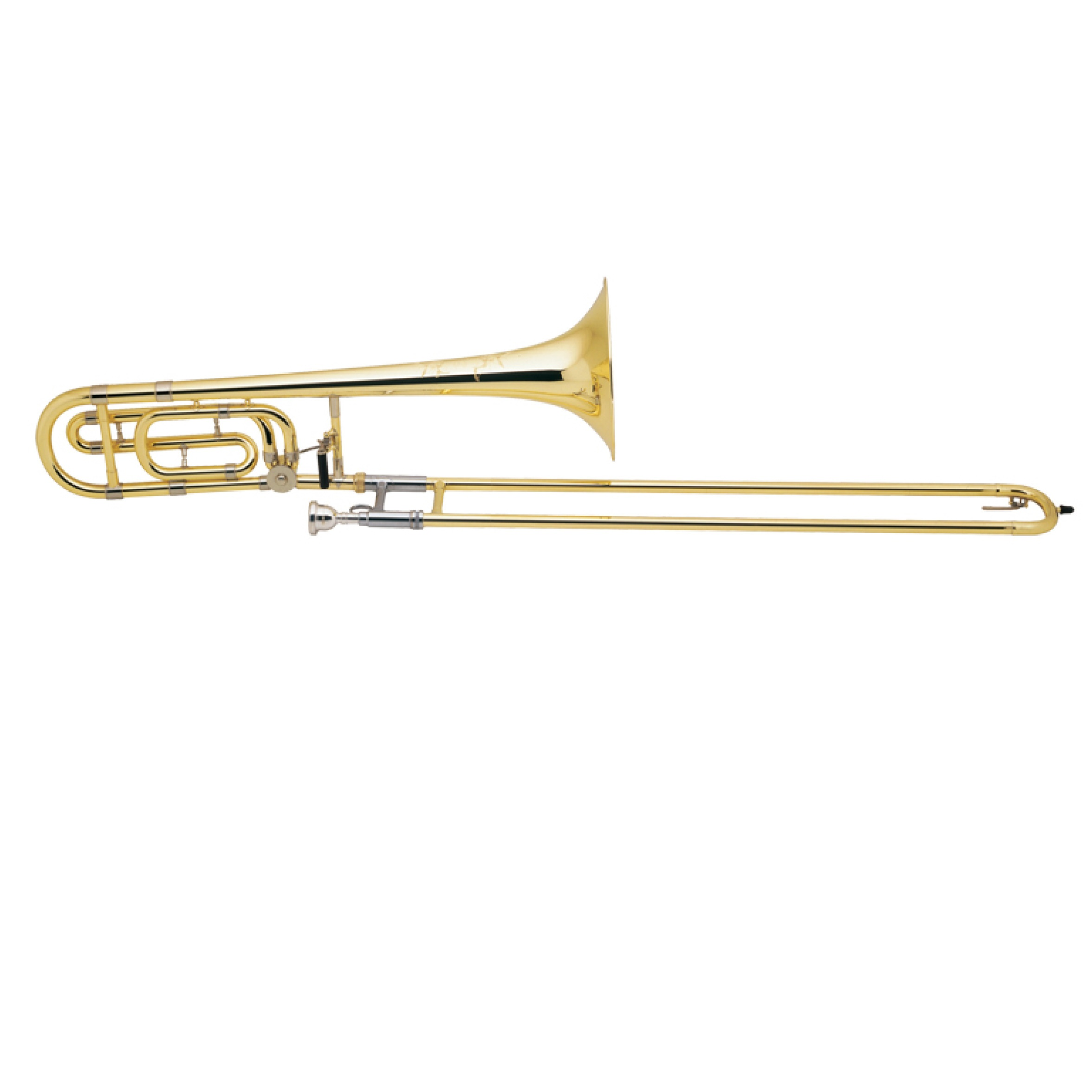 Bach Intermediate Model TB200B Tenor Trombone - Lacquer F Attachment
