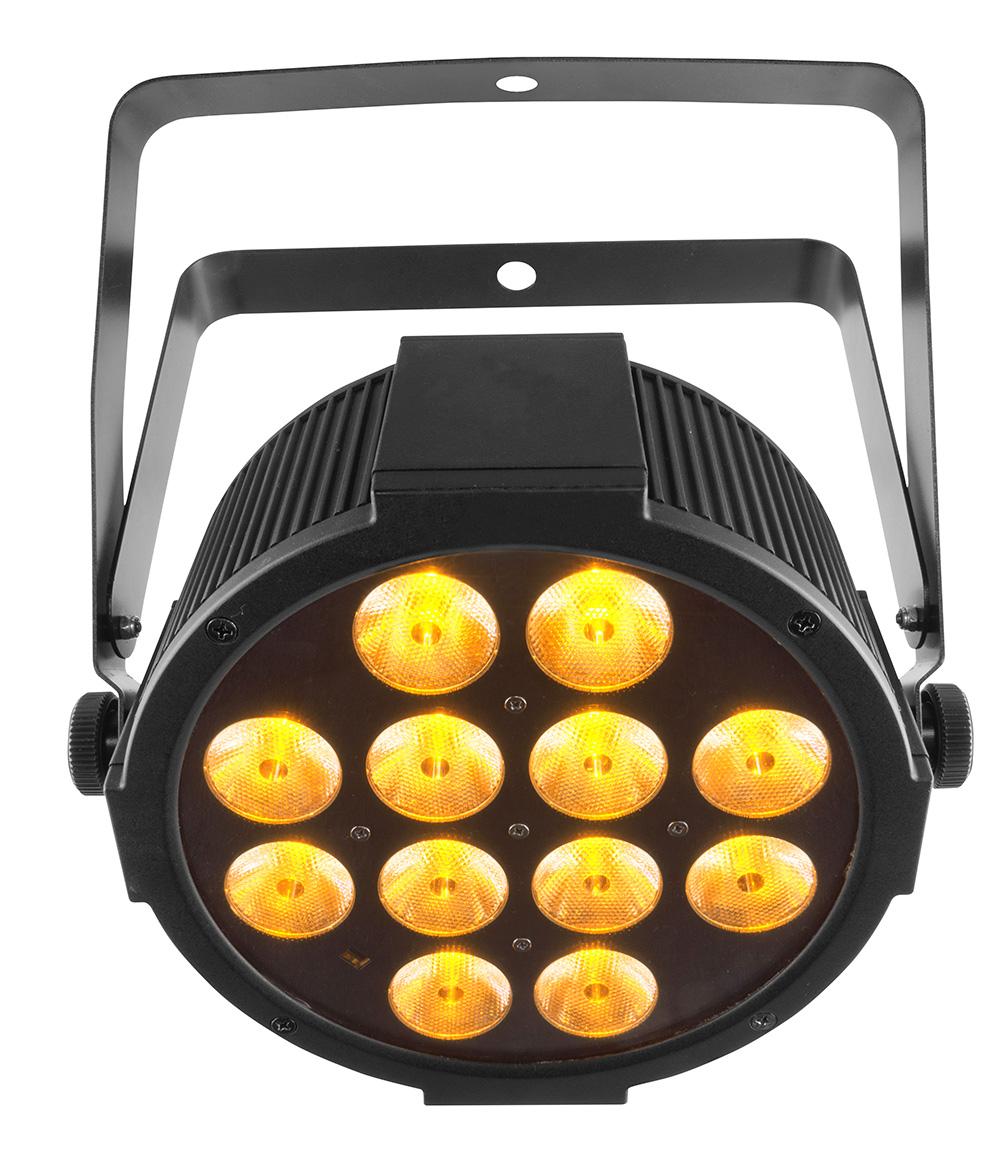Chauvet SlimPAR Q12 USB RGBA LED Par Light