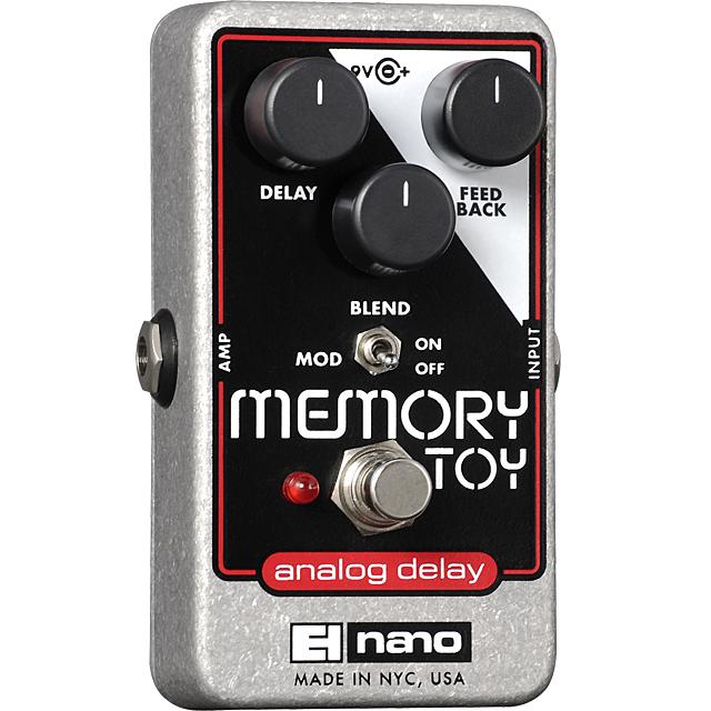 Electro-Harmonix Memory Toy Analog Delay Pedal