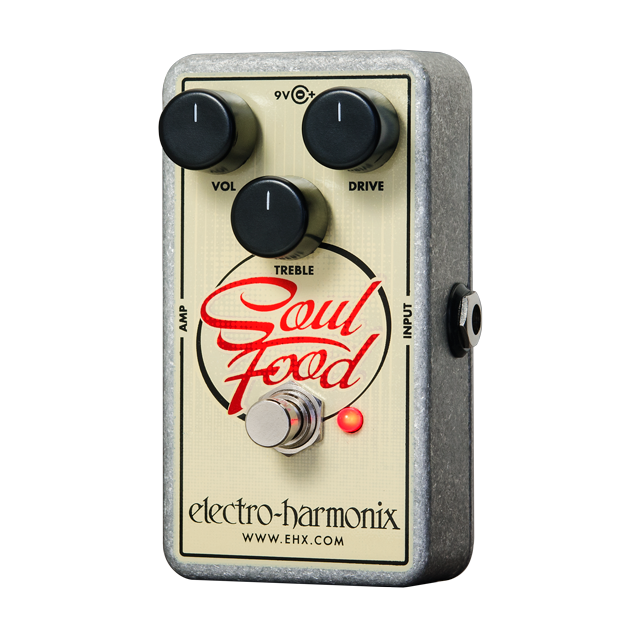 Electro-Harmonix Soul Food Distortion Overdrive Pedal