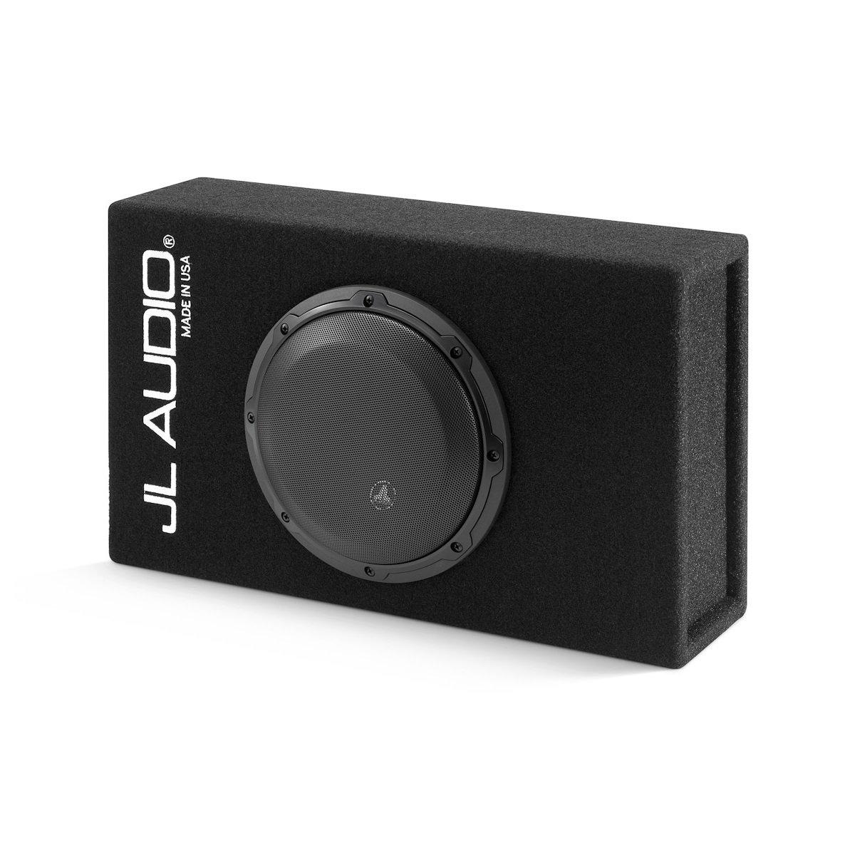 JL Audio CP108LG-W3v3: Single 8W3v3 MicroSub, Ported, 4 Ohm