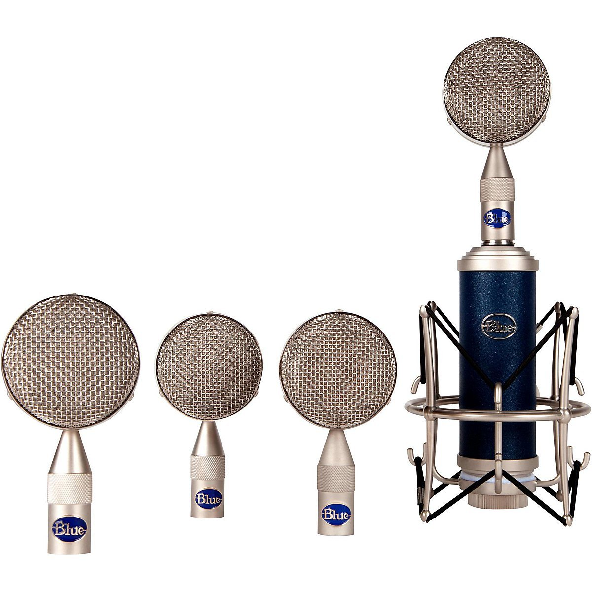 BLUE Microphones BRS1 Bottle Rocket Mic Locker