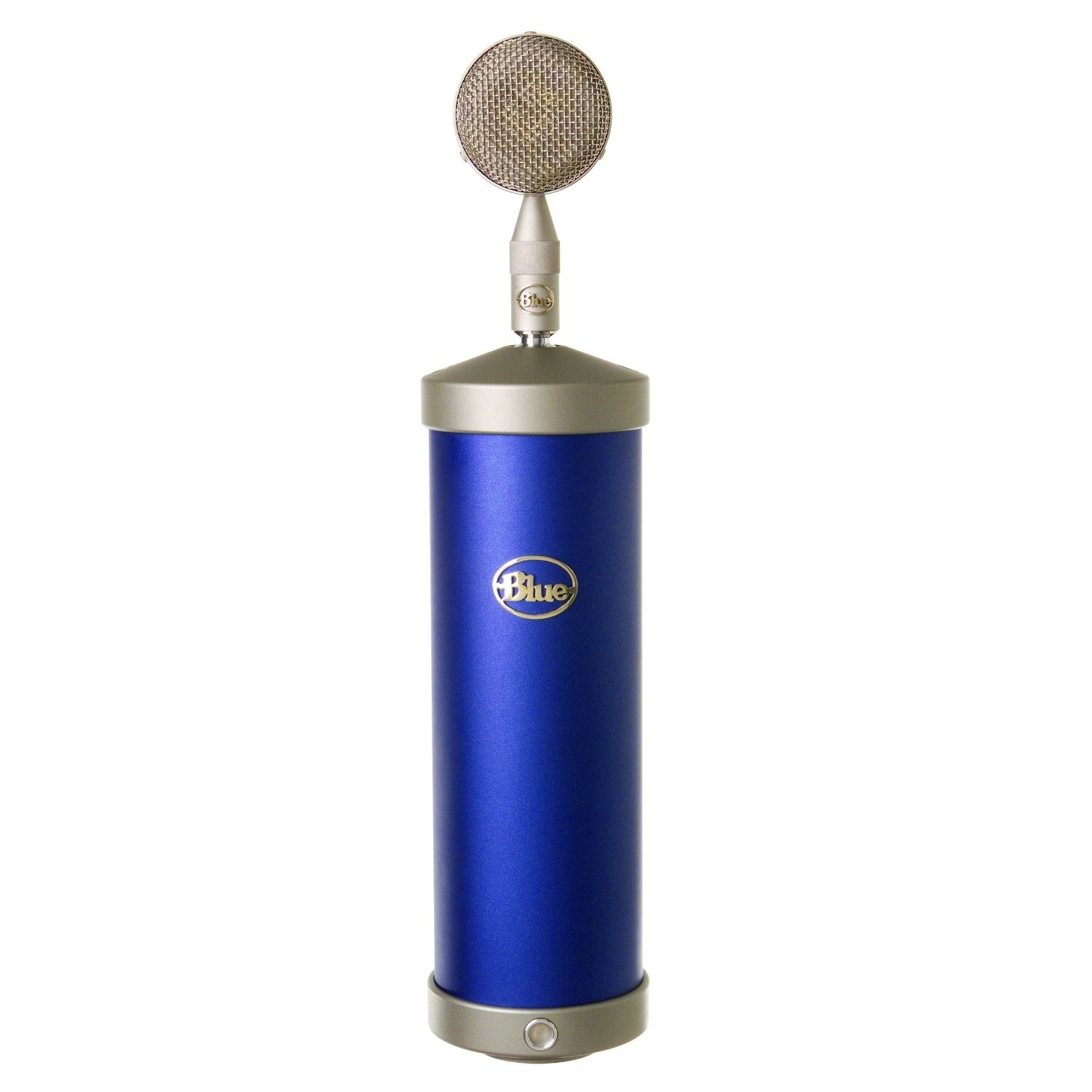 Blue Microphones Bottle Tube Microphone w/Interchangable Capsule