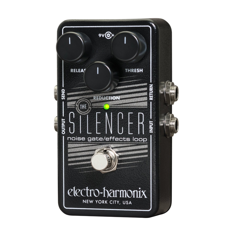 Electro-Harmonix Silencer Noise Gate Guitar Effects Pedal