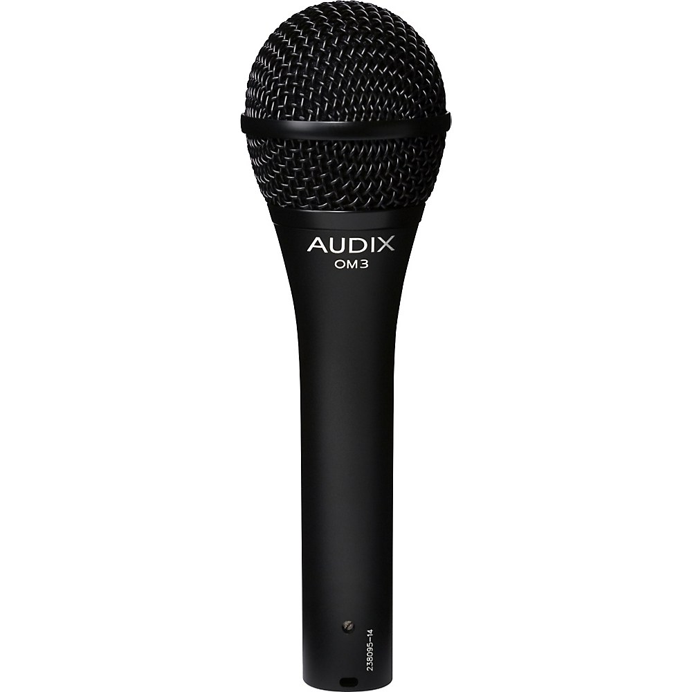 Audix OM3 Dynamic Handheld Hypercardioid Microphone