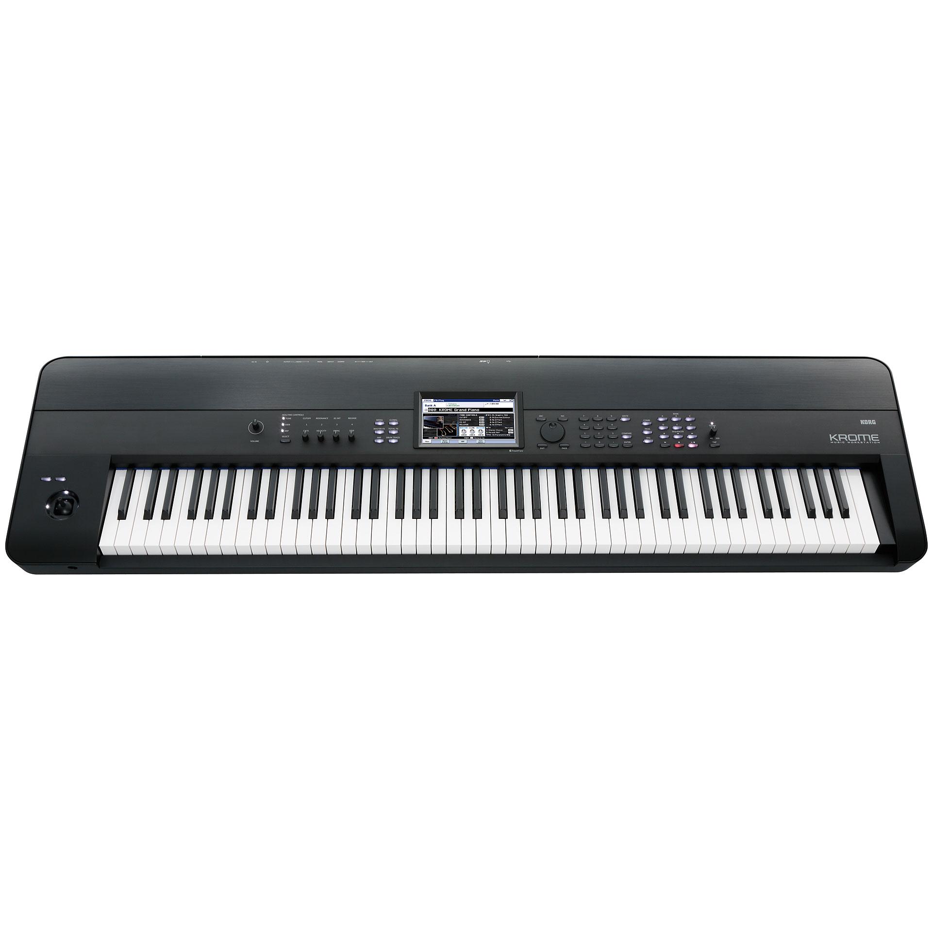 Korg Krome 61-Key Synthesizer Workstation