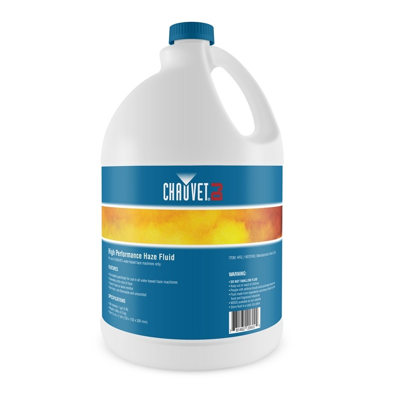 Chauvet High Performance Haze Fluid Gallon