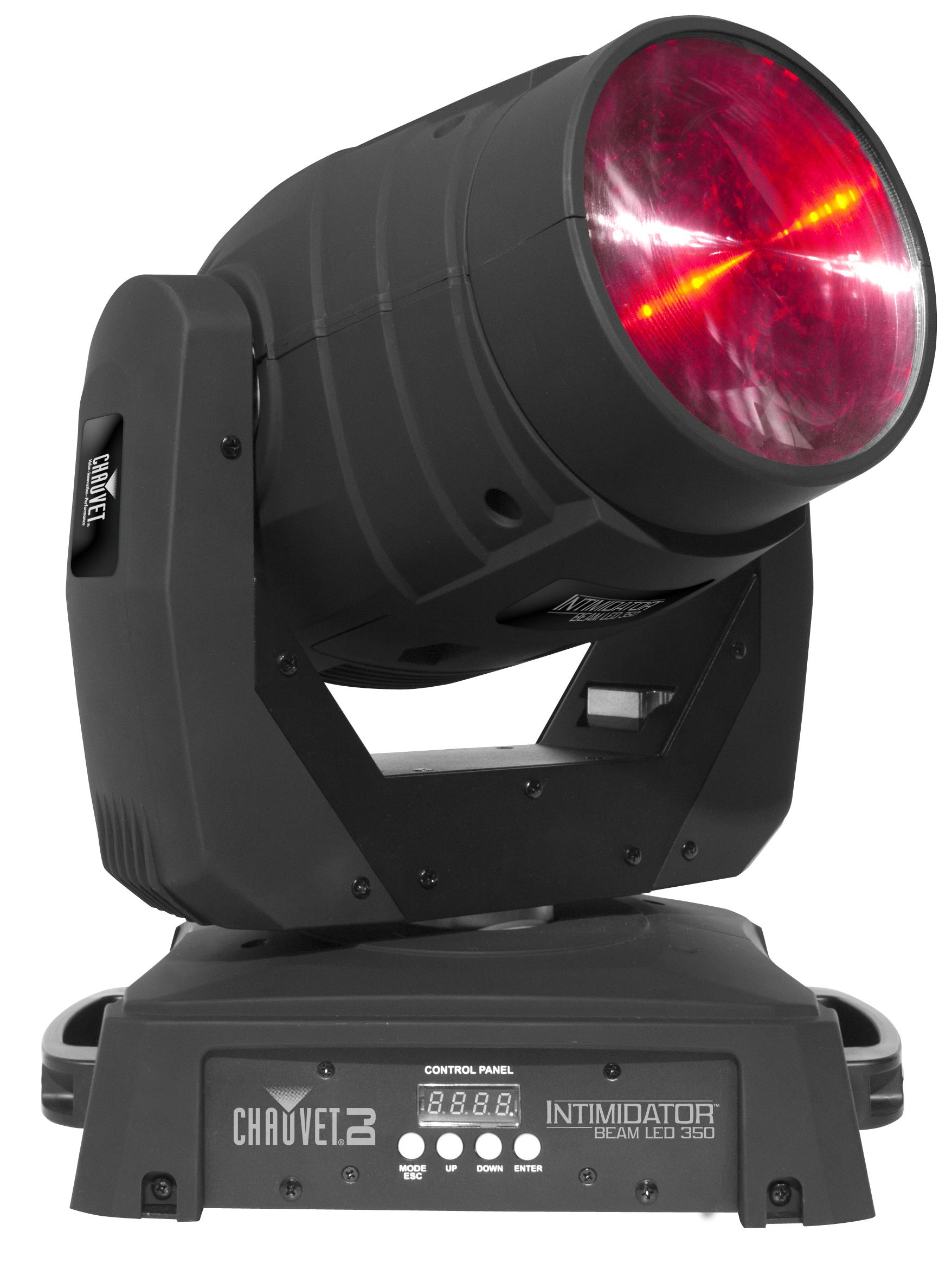 Chauvet Intimidator Beam LED 350 Moving Head Effect Light